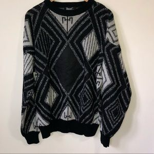 Vintage Graphic Sweater